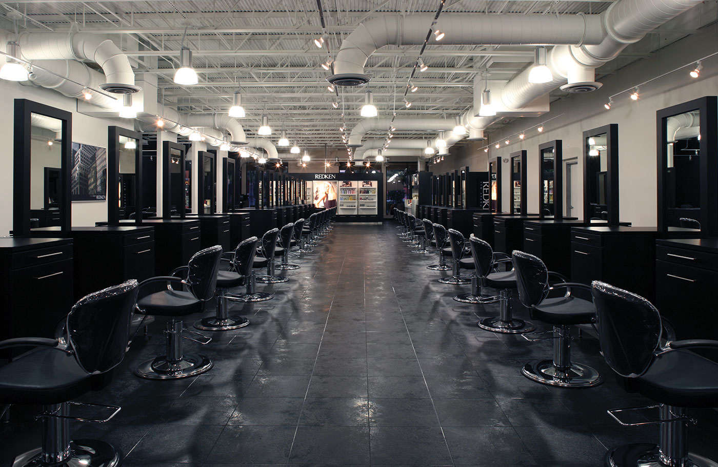The salon professional academy tspa for Academy for salon professional